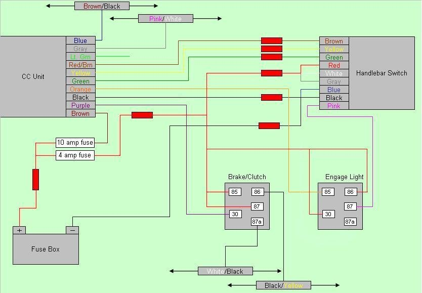 Dip Switch Diagram