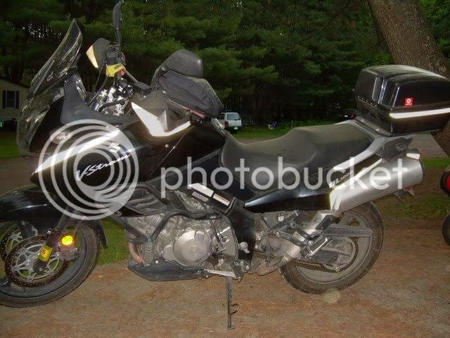 K/&N Air Filter For Yamaha 2003 FZS600 Fazer