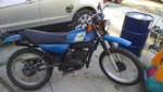 a_stroms_a_coming's 1978 yamaha dt175